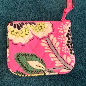 pink paisley Vera Bradley coin purse